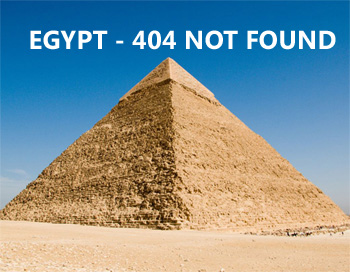 Egypt 404 Not Found