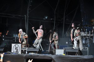 Dimmu Borgir in Sydney
