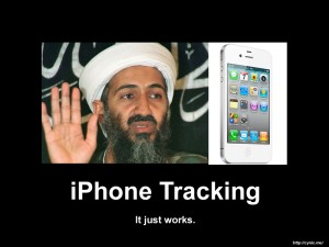 iPhone Tracking Works