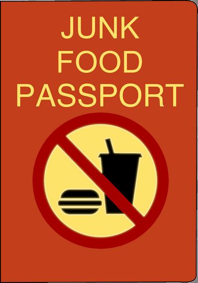 JUNK FOOD PASSPORTS RRRSPPs (HEALTHCARE Part 2)